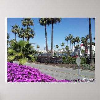Beautiful Long Beach, CA Print