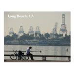 Beautiful Long Beach Postcard!