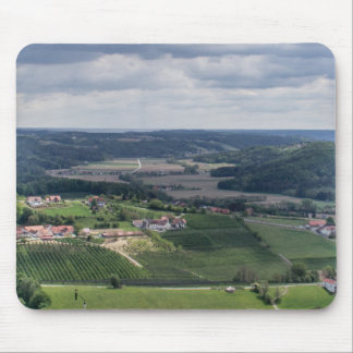 Beautiful Look Out Mouse Pad