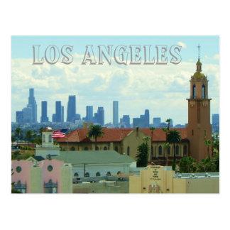 Beautiful Los Angeles Postcard! Postcard