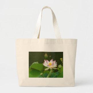 Beautiful Lotus Bag