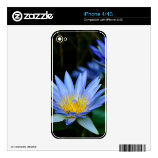 Beautiful lotus flowers and meaning iPhone 4 skin