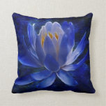 Beautiful lotus flowers and meaning pillow