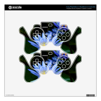 Beautiful lotus flowers and meaning PS3 controller skin