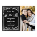 Beautiful Love Save The Date Postcard