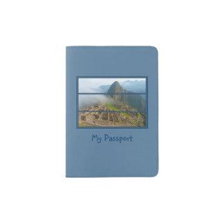 Beautiful Machu Picchu  View Passport Holder