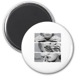 Beautiful 2 Inch Round Magnet