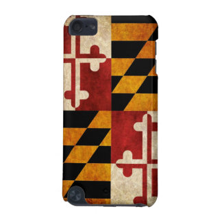 Beautiful Maryland Flag iPod Touch 5G Case