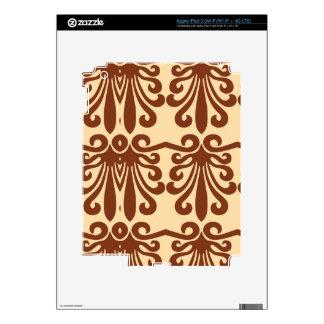 Beautiful Masterful Careful Gregarious iPad 3 Skin