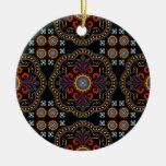 Beautiful Medieval Pattern Ornament