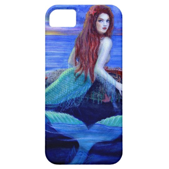 Beautiful Mermaid iPhone 5 Case Fantasy Art