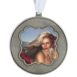 Beautiful Mermaid Ornament