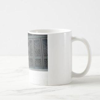 Beautiful Metal Doors Coffee Mug