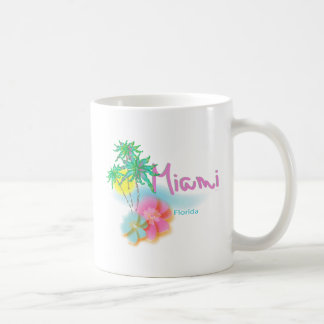 Beautiful Miami Florida Coffee Mug