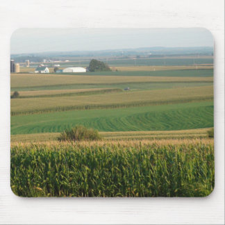 Beautiful Midwest Scenery Mouse Pad