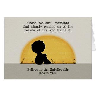 Beautiful Moments Card