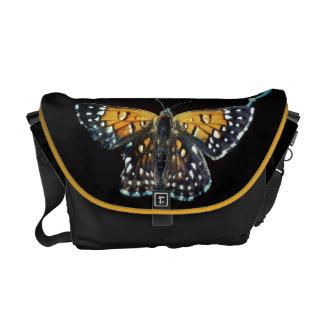 Beautiful Monarch Butterfly Commuter Bag