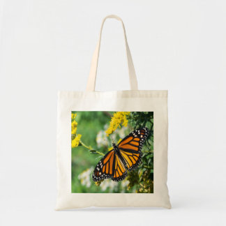 Beautiful Monarch Butterfly Tote Bag