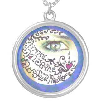BEAUTIFUL-MONSTER amulet Necklaces