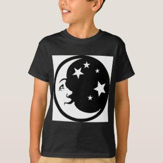BEAUTIFUL_moon_and_stars1 T-Shirt