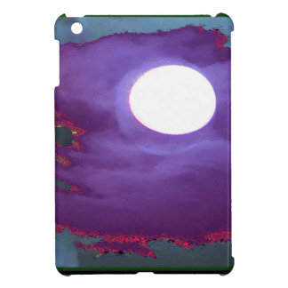 Beautiful   Moonlight  Sky iPad Mini Covers