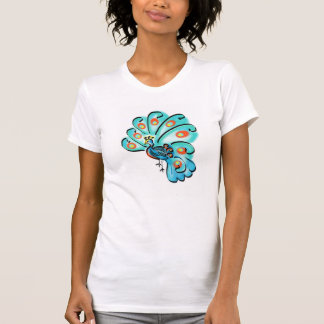 Beautiful Most Popular Peacock shirt