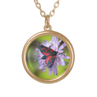 Beautiful Moth Pendants