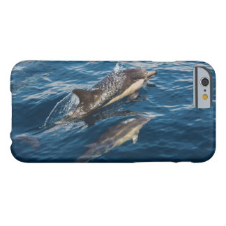 Beautiful Mother and Baby Dolphin Iphone 6 case