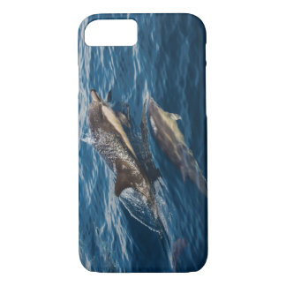 Beautiful Mother and Baby Dolphin iPhone 7 case