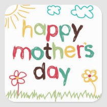 Beautiful Mother's Day Sticker
