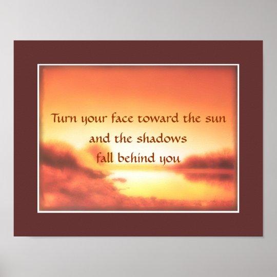beautiful motivational poster quotation photo art