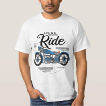 Beautiful Motorcycle T-Shirt