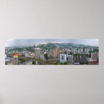 Beautiful Mount (Caracas) Poster