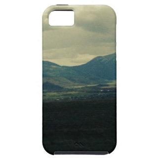 Beautiful Mountain in Rockies iPhone 5 Cover