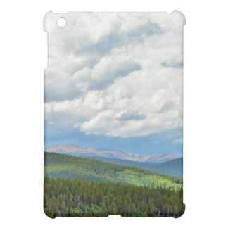 Beautiful Mountain Skyline iPad Mini Case