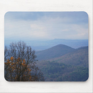 Beautiful Mountain View Mouse Pad