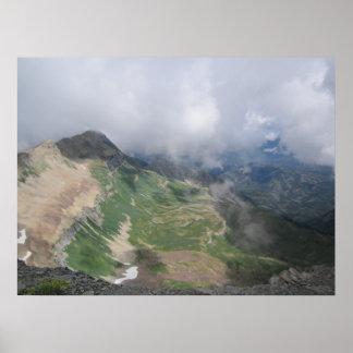 Beautiful Mountains Poster