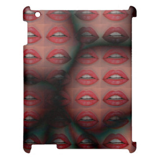 beautiful mouths case for the iPad 2 3 4