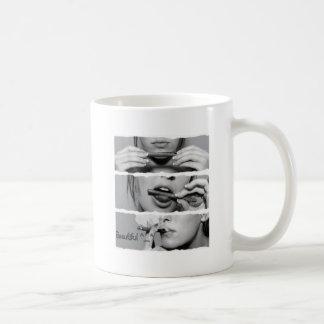 Beautiful Classic White Coffee Mug