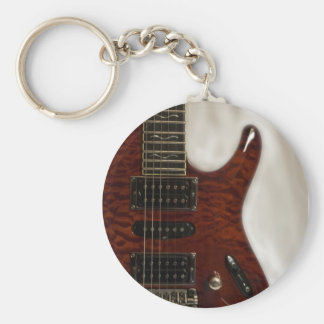 Beautiful Music--Ibanez Key Chain