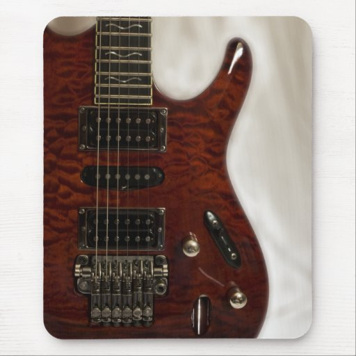 Beautiful Music--Ibanez Mouse Pad