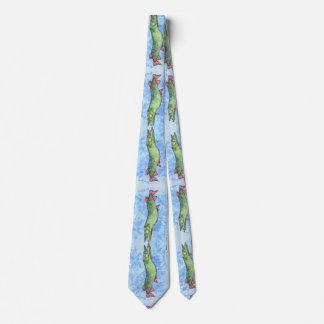 Beautiful Muskie. Neck Tie