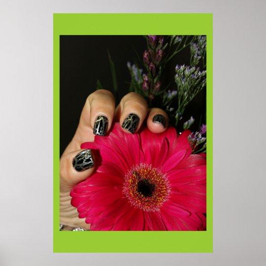 Beautiful Nails Poster