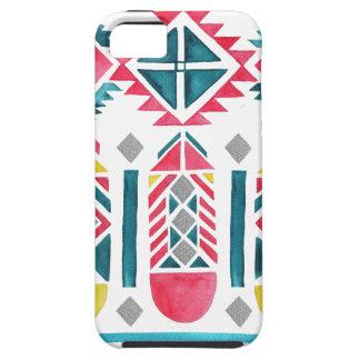 Beautiful Native American Geometric Pattern iPhone SE/5/5s Case