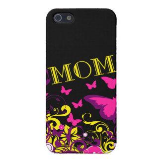 Beautiful Nature Beautiful Mom iPhone 5 Cover