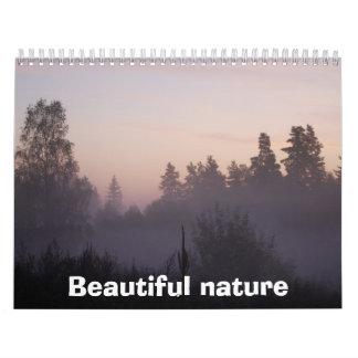 Beautiful nature wall calendars