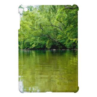 beautiful nature landscapes abstract blue ridge mo cover for the iPad mini
