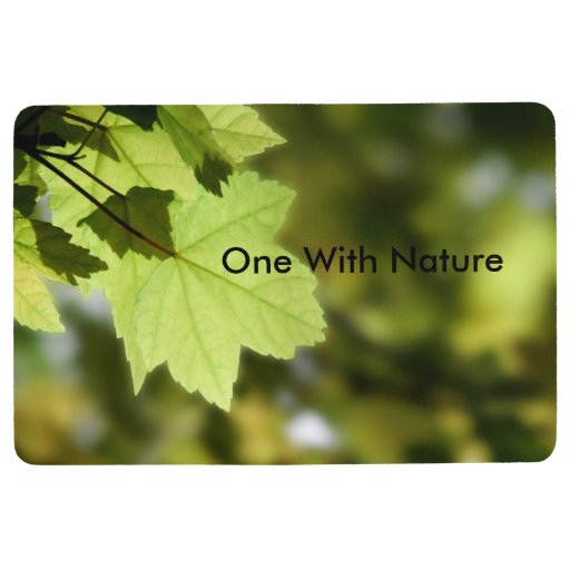 Beautiful Nature Scenic Floor Mat Zazzle