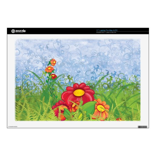 Beautiful Nature Decal For Laptop