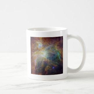 beautiful nebula coffee mug